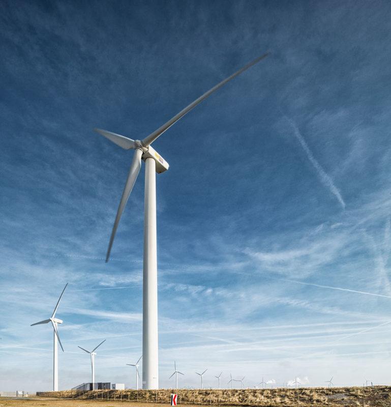 Maasvlakte Wind Energy Nuon