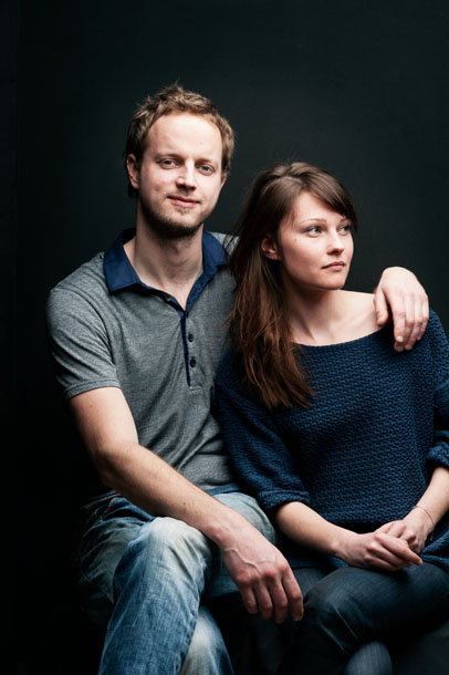 Raymond en Magda